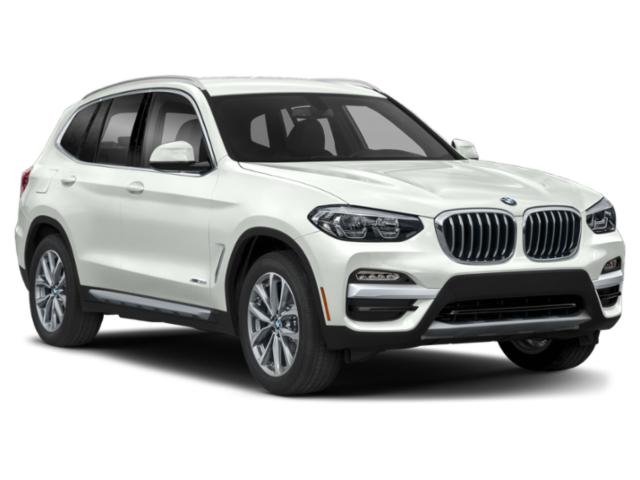 2018 BMW X3 Prices and Values Utility 4D M40i AWD side front view