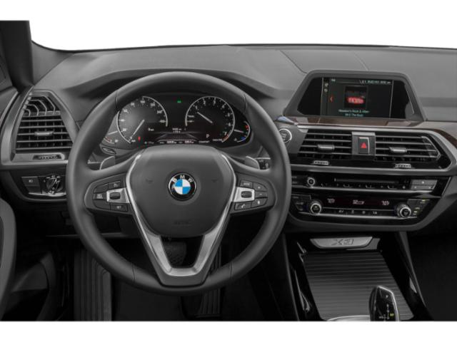 2018 BMW X3 Prices and Values Utility 4D M40i AWD driver's dashboard