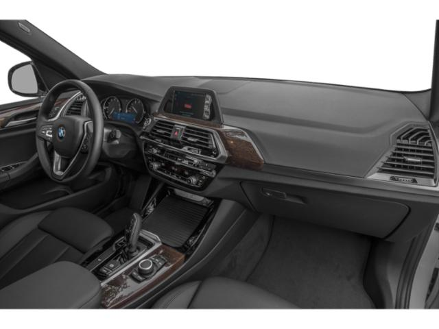 2018 BMW X3 Prices and Values Utility 4D M40i AWD passenger's dashboard