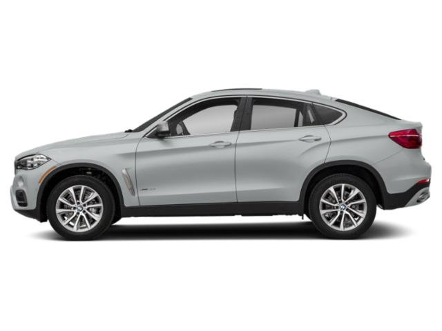 2018 BMW X6 Prices and Values Utility 4D xDrive 50i AWD side view
