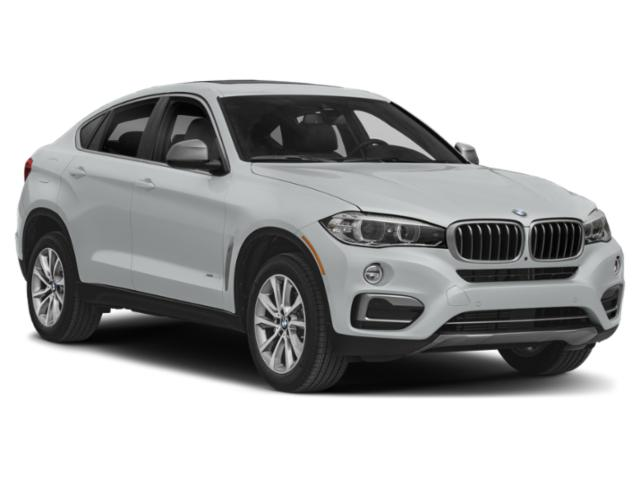 2018 BMW X6 Prices and Values Utility 4D xDrive 50i AWD side front view
