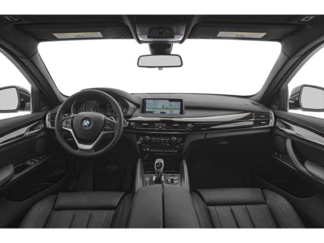 2018 BMW X6 Prices and Values Utility 4D xDrive 50i AWD full dashboard