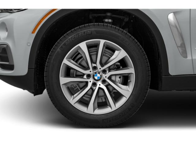 2018 BMW X6 Prices and Values Utility 4D xDrive 50i AWD wheel