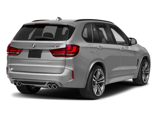 2018 BMW X5 M Prices and Values Utility 4D M AWD side rear view
