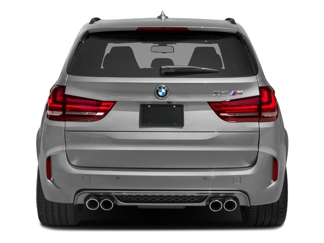 2018 BMW X5 M Prices and Values Utility 4D M AWD rear view