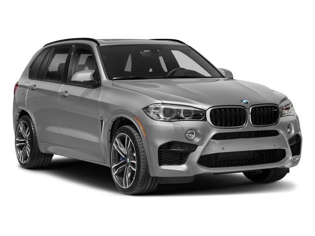 2018 BMW X5 M Prices and Values Utility 4D M AWD side front view