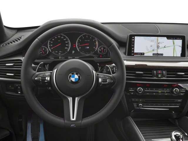 2018 BMW X5 M Prices and Values Utility 4D M AWD driver's dashboard