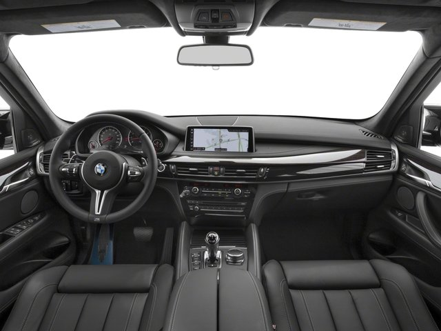 2018 BMW X5 M Prices and Values Utility 4D M AWD full dashboard