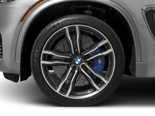 2018 BMW X5 M Prices and Values Utility 4D M AWD wheel