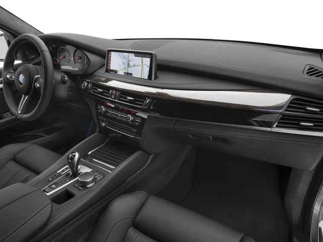 2018 BMW X5 M Prices and Values Utility 4D M AWD passenger's dashboard