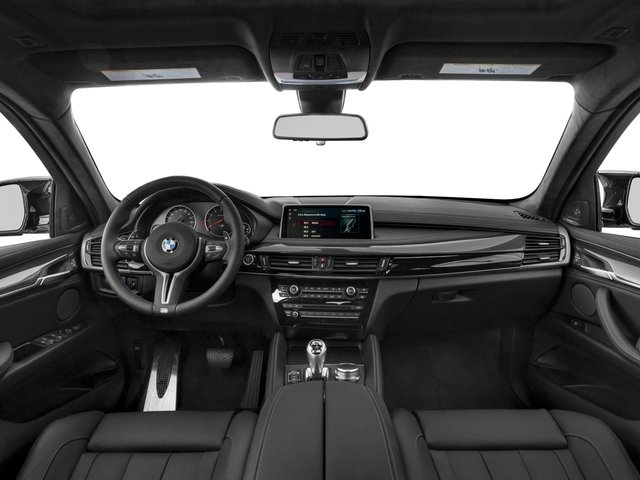 2018 BMW X6 M Prices and Values Utility 4D M AWD full dashboard