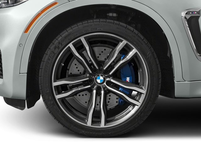 2018 BMW X6 M Prices and Values Utility 4D M AWD wheel