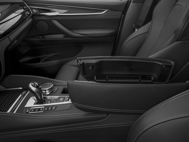 2018 BMW X6 M Prices and Values Utility 4D M AWD center storage console