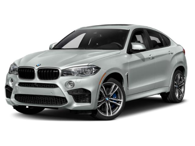 2018 BMW X6 M Pictures X6 M Utility 4D M AWD photos side front view