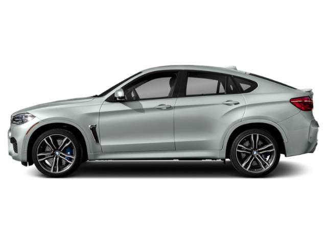 2018 BMW X6 M Prices and Values Utility 4D M AWD side view