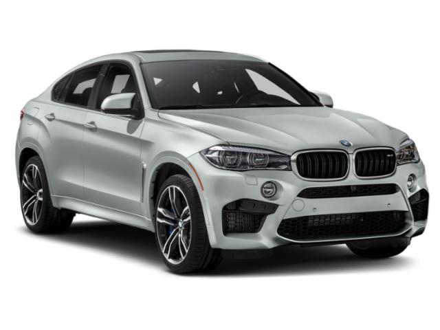 2018 BMW X6 M Prices and Values Utility 4D M AWD side front view