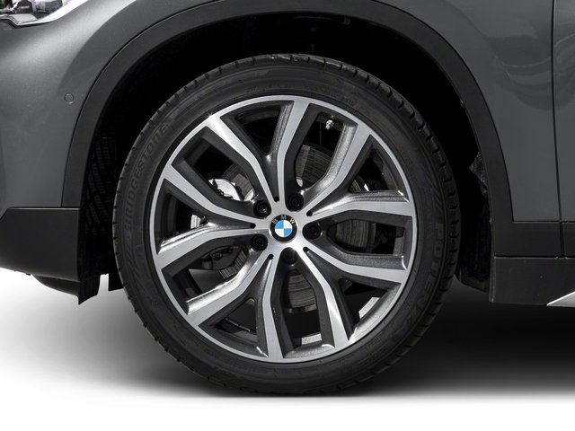 2018 BMW X1 Base Price xDrive28i Sports Activity Vehicle Pricing wheel