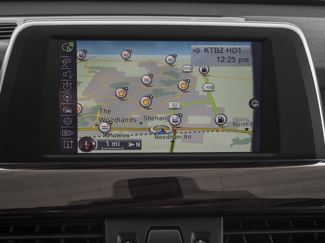 2018 BMW X1 Pictures X1 Utility 4D 28i 2WD photos navigation system