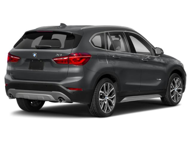 2018 BMW X1 Base Price xDrive28i Sports Activity Vehicle Pricing side rear view