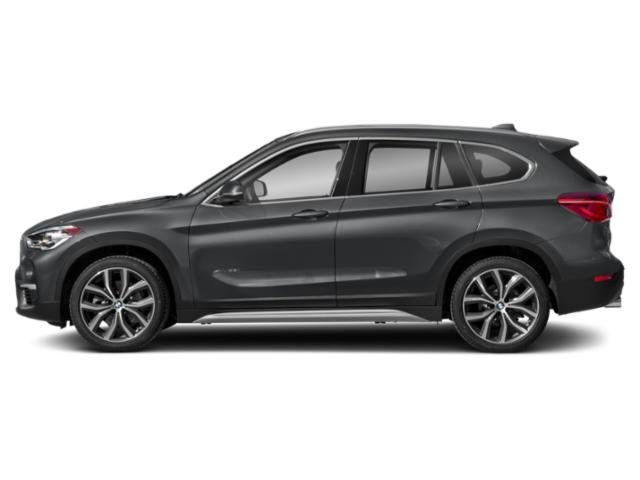 2018 BMW X1 Base Price xDrive28i Sports Activity Vehicle Pricing side view