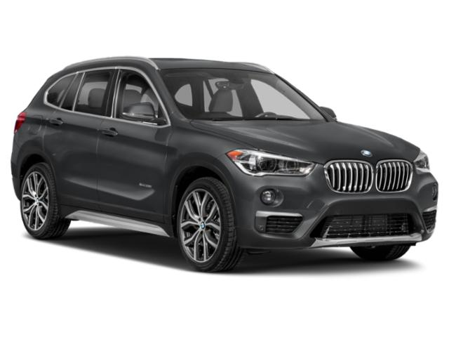 2018 BMW X1 Base Price xDrive28i Sports Activity Vehicle Pricing side front view