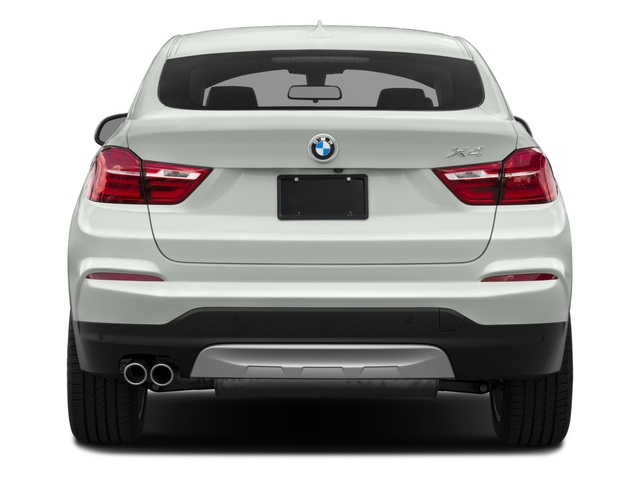 2018 BMW X4 Pictures X4 Utility 4D 28i AWD photos rear view