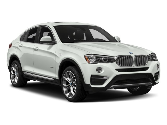 2018 BMW X4 Pictures X4 Utility 4D 28i AWD photos side front view