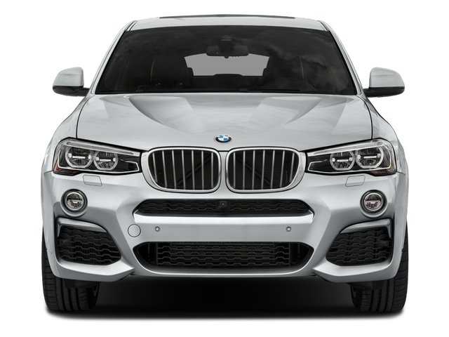 2018 BMW X4 Base Price M40i Sports Activity Coupe Pricing front view