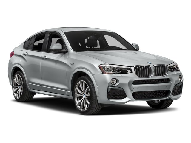 2018 BMW X4 Base Price M40i Sports Activity Coupe Pricing side front view