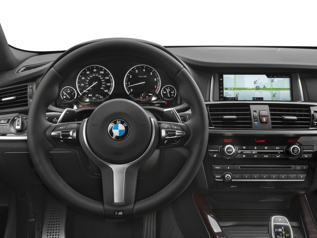2018 BMW X4 Base Price M40i Sports Activity Coupe Pricing driver's dashboard