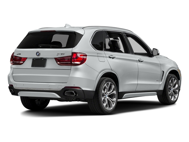 2018 BMW X5 Base Price xDrive40e iPerformance Sports Activity Vehicle Pricing side rear view