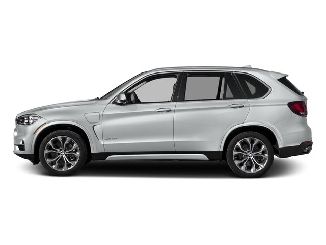 2018 BMW X5 Base Price xDrive40e iPerformance Sports Activity Vehicle Pricing side view