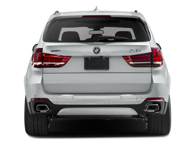 2018 BMW X5 Base Price xDrive40e iPerformance Sports Activity Vehicle Pricing rear view