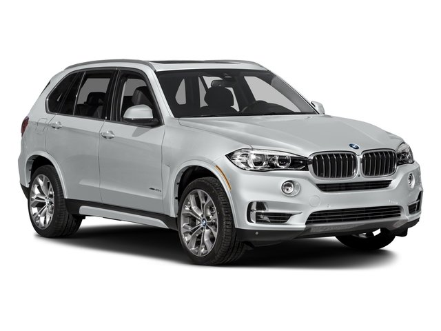 2018 BMW X5 Base Price xDrive40e iPerformance Sports Activity Vehicle Pricing side front view