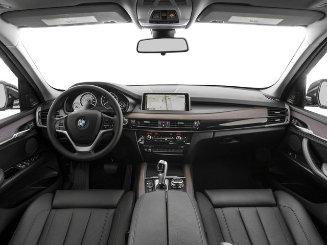 2018 BMW X5 Base Price xDrive40e iPerformance Sports Activity Vehicle Pricing full dashboard