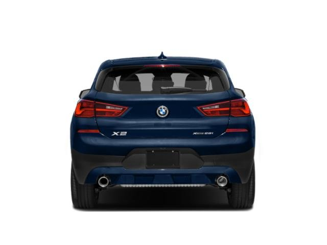 2018 BMW X2 Base Price sDrive28i Sports Activity Vehicle Pricing rear view