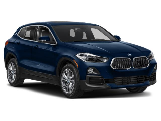 2018 BMW X2 Base Price sDrive28i Sports Activity Vehicle Pricing side front view