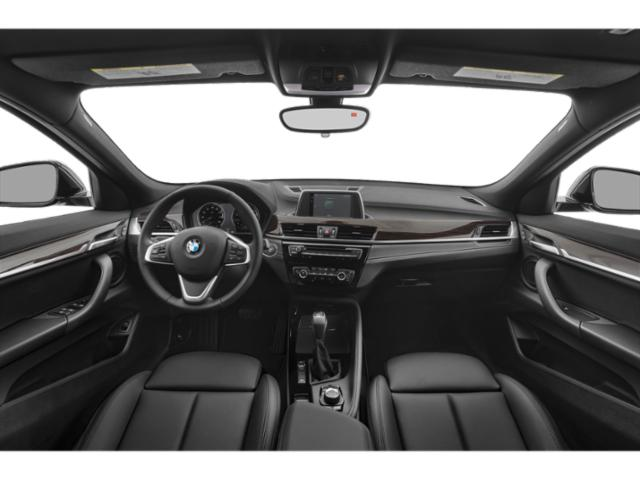 2018 BMW X2 Base Price sDrive28i Sports Activity Vehicle Pricing full dashboard