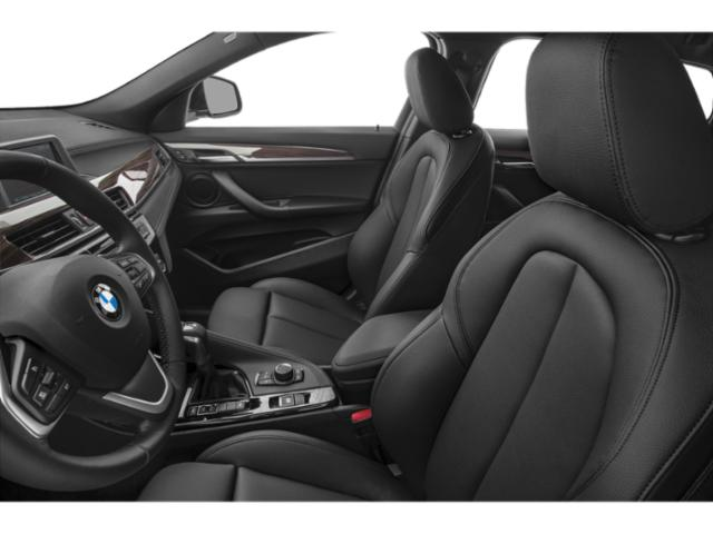 2018 BMW X2 Base Price sDrive28i Sports Activity Vehicle Pricing front seat interior