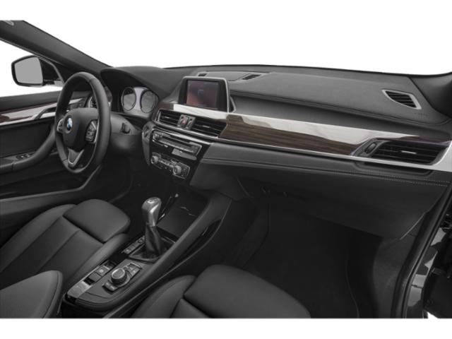 2018 BMW X2 Base Price sDrive28i Sports Activity Vehicle Pricing passenger's dashboard
