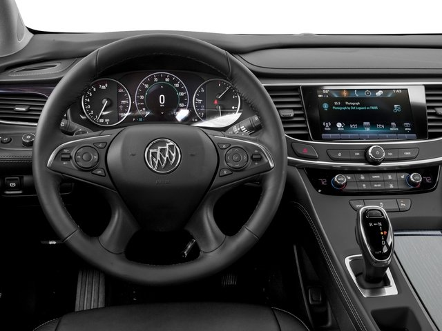 2018 Buick LaCrosse Base Price 4dr Sdn Preferred FWD Pricing driver's dashboard
