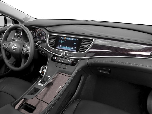 2018 Buick LaCrosse Base Price 4dr Sdn Preferred FWD Pricing passenger's dashboard
