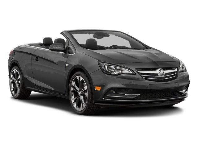 2018 Buick Cascada Pictures Cascada 2dr Conv Sport Touring photos side front view