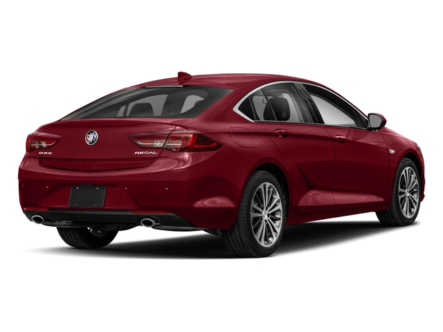 2018 Buick Regal Sportback Base Price 4dr Sdn Essence FWD Pricing side rear view