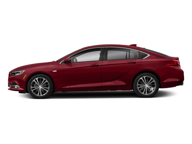 2018 Buick Regal Sportback Base Price 4dr Sdn Essence FWD Pricing side view