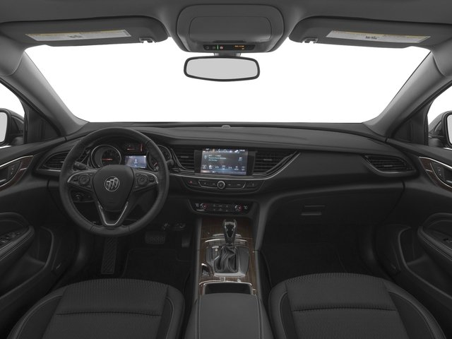 2018 Buick Regal Sportback Base Price 4dr Sdn Essence FWD Pricing full dashboard