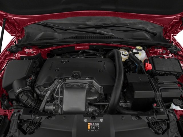 2018 Buick Regal Sportback Pictures Regal Sportback 4dr Sdn GS AWD photos engine
