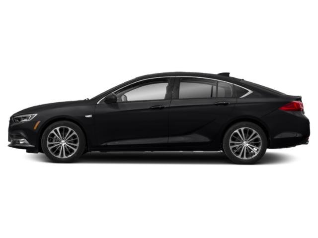 2018 Buick Regal Sportback Base Price 4dr Sdn GS AWD Pricing side view