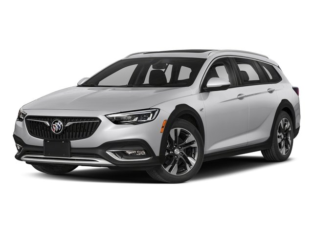 2018 Buick Regal TourX Base Price 5dr Wgn Essence AWD Pricing side front view