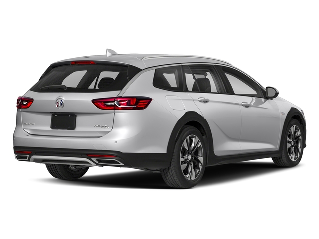 2018 Buick Regal TourX Base Price 5dr Wgn Essence AWD Pricing side rear view